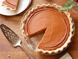 Pumpkin Pie With Molasses Brown Sugar by Pumpkin Pie From Scratch Food Network Recipe Nancy Fuller