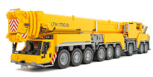 100 Lego Remote Control Truck Incredible Led LEGO Model Liebherr LTM 175091 Mobile