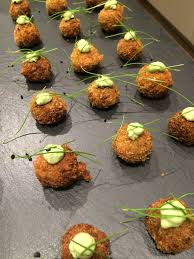 crab canapes spicy canape crab cakes with lime mayonnaise canapes