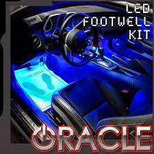 ORACLE Ambient LED Lighting Footwell Kit – Advanced Automotive