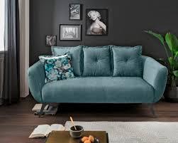 2 5 er sofa berlin blau türkis