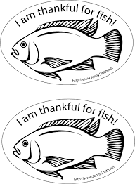 Fish I Am Thankful For