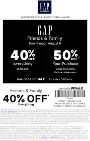Gap Coupons - 40-50% Off Everything At Gap, GapKids, How To Save Money At Gap 22 Secrets From A Seasoned Gp Coupon Code Corner Bakery Coupons Printable Shop For Casual Womens Mens Maternity Baby Kids Coupon Baby Gap Skin Etc Friends And Family Recycled Flower Pot Ideas Lampsusa Ymca Military Discount Canada Place Cash Anaconda Free Shipping Finally Parallels Coupons Bridge The Between Mac And Pinned May 2nd 10 Off 30 Kohls Or Online Via Promo Om Factory 1911 Sale 45 Uae Promo Code Up 50 Off Codes Discount