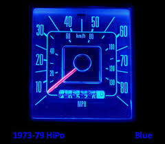 Ice Blue Dash Lights? - Ford Truck Enthusiasts Forums