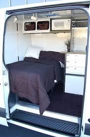 Minivan Conversion Kits Best 20 Ford Transit Camper Ideas On Pinterest Models