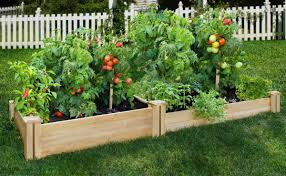 How to assemble and design Greenes Raised Garden Bed