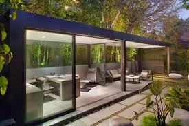 100 House And Home Pavillion Rustic Canyon Pavilion Backyard Pavilion Rios Clementi Hale Studios