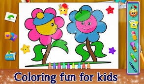 Toddler Kids Color And Draw Apk Screenshot