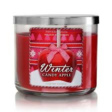 Bath And Body Works Pumpkin Apple Candle by Amazon Com Bath Body Works Winter Candy Apple 3 Wick Scented