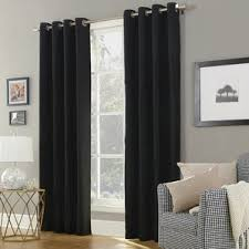 Absolute Zero Blackout Curtains Canada by Sun Zero Curtains U0026 Drapes You U0027ll Love Wayfair
