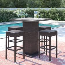 Patio Bar Height Dining Table Set Incredible Stratford 5 Piece ... Details About Barbados Pub Table Set W Barstools 5 Piece Outdoor Patio Espresso High End And Chairs Tablespoon Teaspoon Bar Glamorous Rustic Sets 25 39701 156225 Xmlservingcom Ikayaa Modern 3pcs With 2 Indoor Bistro Amazoncom Tk Classics Venicepubkit4 Venice Lagunapubkit4 Laguna Fniture Awesome Slatted Teak Design With Stool Rattan Bar Sets Video And Photos Madlonsbigbearcom Hospality Rattan Soho Woven Pin By Elizabeth Killian On Deck Wicker Stools