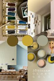 100 Ochre Home COLOUR TRENDS Color And Gold Palettes