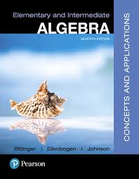 Elementary And Intermediate Algebra Concepts Applications 7th Edition
