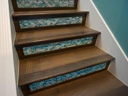 floor tiles design for stairs step up your with clever staircase
