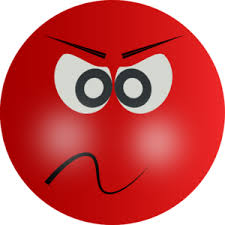 Angry Red Face Clip Art at Clker vector clip art online