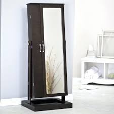 Mirror Standing Jewelry Armoire – Blackcrow.us Tips Large Jewelry Boxes Armoires Walmart Armoire Innovation Luxury White For Inspiring Nice Jewelry Armoire Over The Door Abolishrmcom Mirrors Cheval Mirror Floor Standing Blackcrowus Top Black Options Reviews World Powell Mirrored Box All Home Ideas And Decor Best Standing Mirror