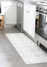 sol vinyle cuisine regardsetmaisons mon tapis vinyle carreaux de ciment diy