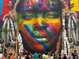 Most Famous Mural Artists by The 11 Most Famous Street Artists From São Paulo