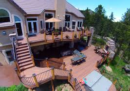 Decks.com. Deck Railing Ideas 20 Hammock Hangout Ideas For Your Backyard Garden Lovers Club Best 25 Decks Ideas On Pinterest Decks And How To Build Floating Tutorial Novices A Simple Deck Hgtv Around Trees Tree Deck 15 Free Pergola Plans You Can Diy Today 2017 Cost A Prices Materials Build Backyard Wood Big Job Youtube Home Decor To Over Value City Fniture Black Dresser From Dirt Groundlevel The Wolven