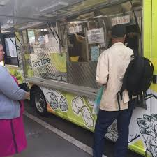 Taco Time Traveler - CLOSED - Food Trucks - Downtown, Seattle, WA ... Cluck Truck Washington Dc Food Trucks Roaming Hunger White Guy Pad Thai Los Angeles Map Best Image Kusaboshicom Running A Food Truck Is Way Harder Than It Looks Abc News 50 Shades Of Green Las Vegas Jacksonville Schedule Finder 10step Plan For How To Start Mobile Business Crpes Parfait Your Firstever Metro Restaurant Map Vacay Nathans Cart New York