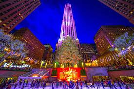 Rockefeller Plaza Christmas Tree 2014 by Rockefeller Center Inga U0027s Angle