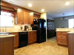 kitchen wall colors with light maple cabinets paint design ideas