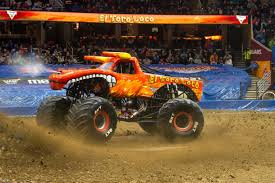 100 El Toro Monster Truck Loco Grave Digger Coming To Wichita For Jam The