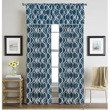 Boscovs Blackout Curtains by Morocco Woven Print Pole Top Panel Boscov U0027s