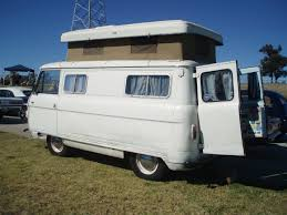 That Old Carpenters Van Can Turn Into An RV In A Breeze Just Strip It Down And Replace One Side With Sleeping Section Another Small Kitchen