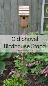 Old Shovel Bird House Stand - My Creative Days Backyard Birdhouse Youtube Free Images Insect Backyard Garden Inverbrate Woodland Amazoncom Boys Woodworking Bbw81 Cardinal Nest Box Bird House Decorative Little Wren Haing Yard Envy Table Lawn Home Green Lighting Wooden Modern Take On A Stuff We Love Pinterest Shop Glory 8125in W X 85in H 8in D White Discovery Channel Birdhouse Wooden Nesting Baby Birds In My Bird House How To Make Spring Diy Craft For Kids Couponscom