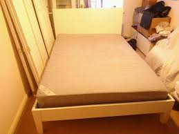 Ikea Sultan Bed Frame by Secondhand Used Ikea Nordli Standard Double Bed Sultan Huglo