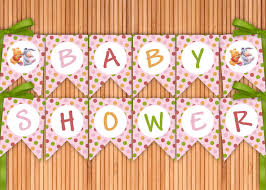 Winnie The Pooh Baby Shower by Winnie The Pooh 2 Baby Shower Birthday Party Instant
