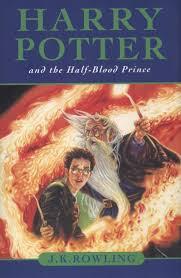 Harry Potter And The Half Blood Prince 1st Canadian Edition Book From Raincoast Bloomsbury