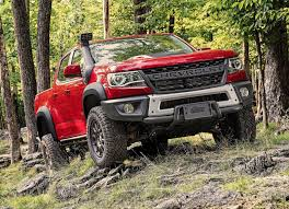 100 New Chevy Mid Size Truck 2019 Chevrolet Colorado ZR2 Bison Size Lineup