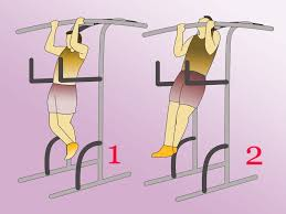 Captains Chair Workout Machine by 4 Ways To Work Abdominals With The Captain U0027s Chair Wikihow
