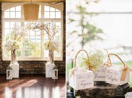 Rustic Arch For The Ceremony And White Florals CLICK THIS PIN To See More From