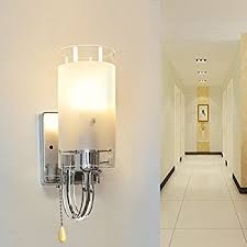 elitlife modern wall lights 110 220v max 40w wall sconce