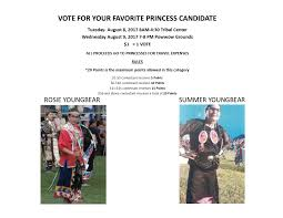Seymour Pumpkin Festival Application by In The News Meskwaki Nation