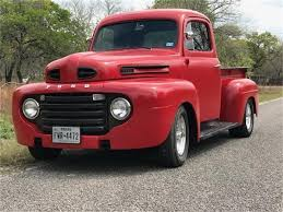 100 50 Ford Truck 19 F100 For Sale ClassicCarscom CC1078567