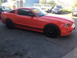 2013 Ford Mustang For Sale Carsforsale