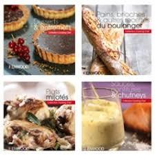 livre de cuisine cooking chef livres de recettes kenwood cook and coffee