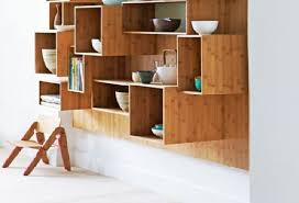 Rustic Style Art With Bookshelve