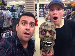 Halloween Express San Diego by Stalkin U0027 Halloween Shops Youtube