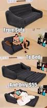 Intex Inflatable Sofa With Footrest by Best 25 Inflatable Bed Ideas On Pinterest Travel Car Seat Back