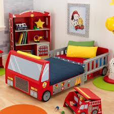 Kidkraft Fire Truck Toddler Bed, Truck Videos For Kids | Trucks ...