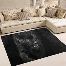 de savsv große fläche teppiche black panther in