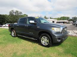 Pre-Owned 2008 Toyota Tundra 4WD Truck CrewMax 5.7L V8 6-Spd AT LTD ...