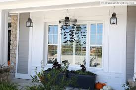 Happy Halloween Porch! - The Sunny Side Up Blog Tween Dreams A Black Blush Bedroom Makeover Thejsetfamily Pumpkinrotcom Whats Brewing Official Pottery Barn Halloween 2010 Best 25 Barn Halloween Ideas On Pinterest Witch Party Inspired Console Table Addicted 2 Diy Fiesta Friday Barns Spooky Party Revel And New Walking Dead Skeleton Bath Ice Drink Bucket Bpacks Bags 57882 Kids Boys Small Mackenzie Desk Chair Polka Dot Teen Painted Archives Bedding Tags Skull Decor Lavender Walls