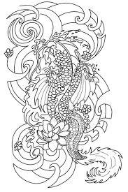 Coloriage Tatouage Coloriage Tortue Tribal