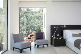 Comfy Seating In A Modern Bedroom The
